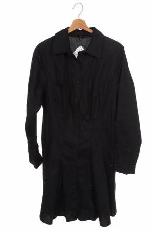 Рокля Torrid, Размер XS, Цвят Черен, 97% памук, 3% еластан, Цена 17,85лв.