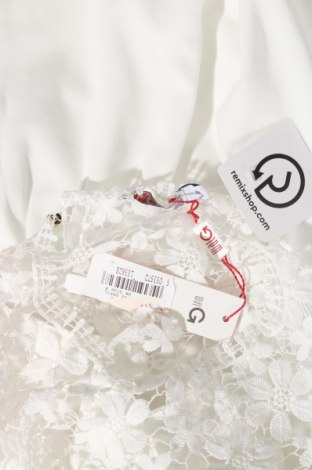 Рокля Wal G, Размер S, Цвят Бял, 95% полиестер, 5% еластан, Цена 17,94лв.