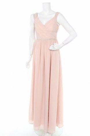Φόρεμα Young Couture By Barbara Schwarzer, Μέγεθος S, Χρώμα Ρόζ , Πολυεστέρας, Τιμή 59,14€