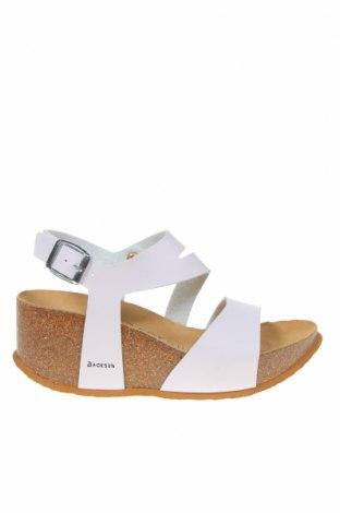 Sandale Backsun, Mărime 38, Culoare Alb, Piele ecologică, Preț 215,69 Lei