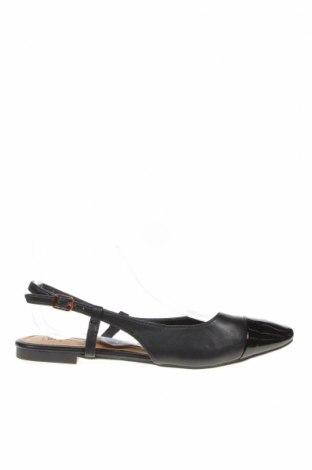Σανδάλια Clothing & Co, Μέγεθος 38, Χρώμα Μαύρο, Δερματίνη, Τιμή 20,78€