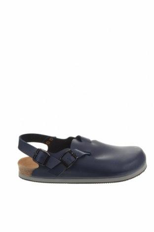 Sandale Sommers, Mărime 41, Culoare Albastru, Piele ecologică, Preț 195,19 Lei