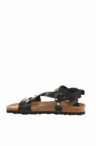 Сандали Sunbay, Размер 38, Цвят Черен, Еко кожа, Цена 66,72лв.