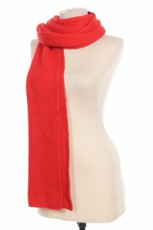 Κασκόλ McNeal, Χρώμα Κόκκινο, 95% βαμβάκι, 5% κασμίρι, Τιμή 8,30€