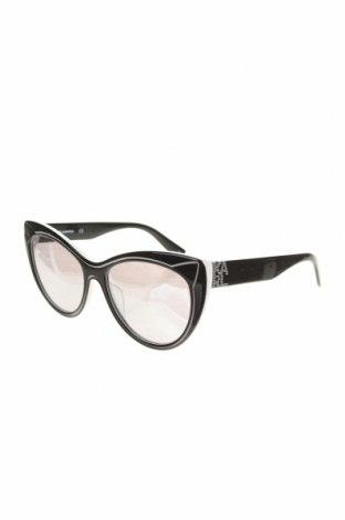 Слънчеви очила Karl Lagerfeld, Цвят Черен, Цена 109,50лв.