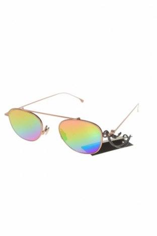 Γυαλιά ηλίου Komono, Χρώμα Χρυσαφί, Τιμή 25,29€