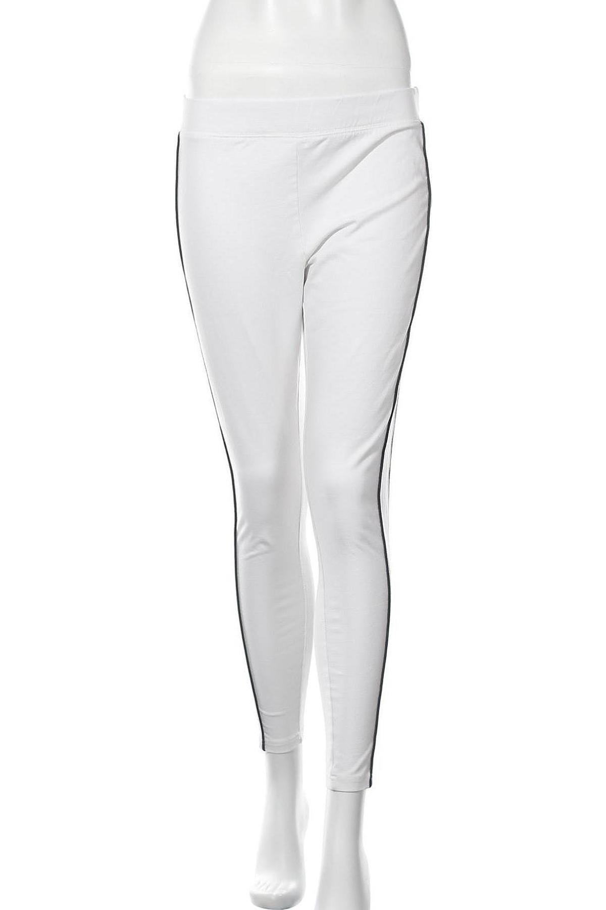 Дамски клин Henry I. Siegel, Размер M, Цвят Бял, 95% памук, 5% еластан, Цена 13,46лв.