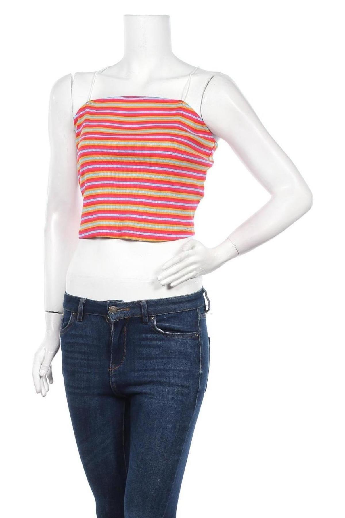 Дамски потник Even&Odd, Размер XL, Цвят Многоцветен, Памук, Цена 2,00лв.