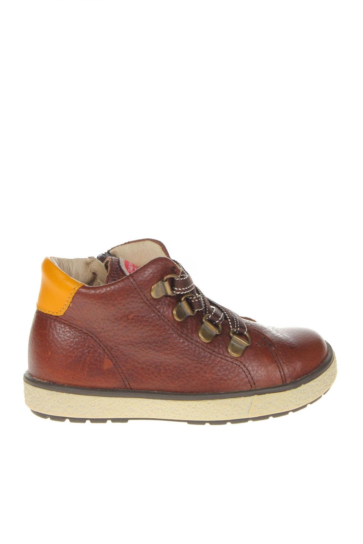 Детски обувки Pablosky, Размер 25, Цвят Кафяв, Естествена кожа, Цена 81,75лв.