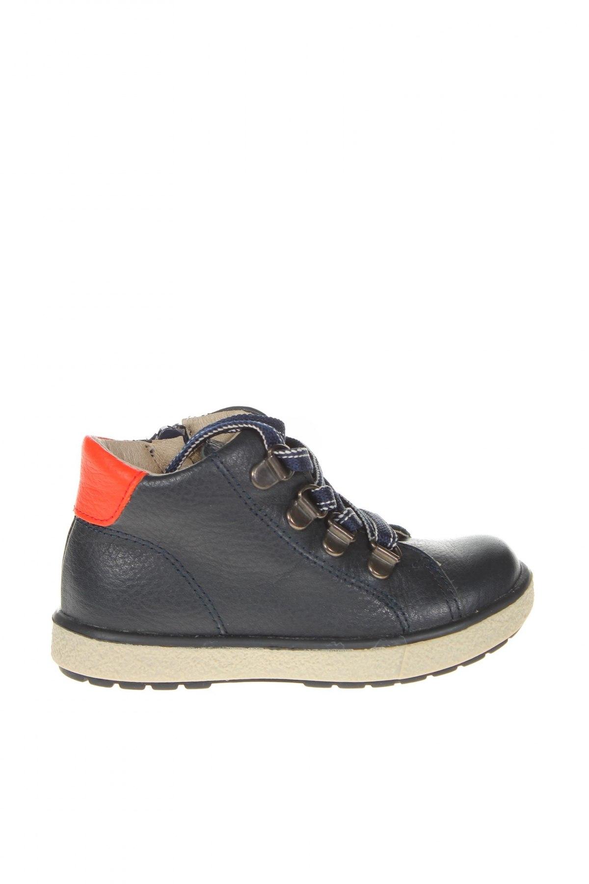 Детски обувки Pablosky, Размер 24, Цвят Син, Естествена кожа, Цена 96,75лв.