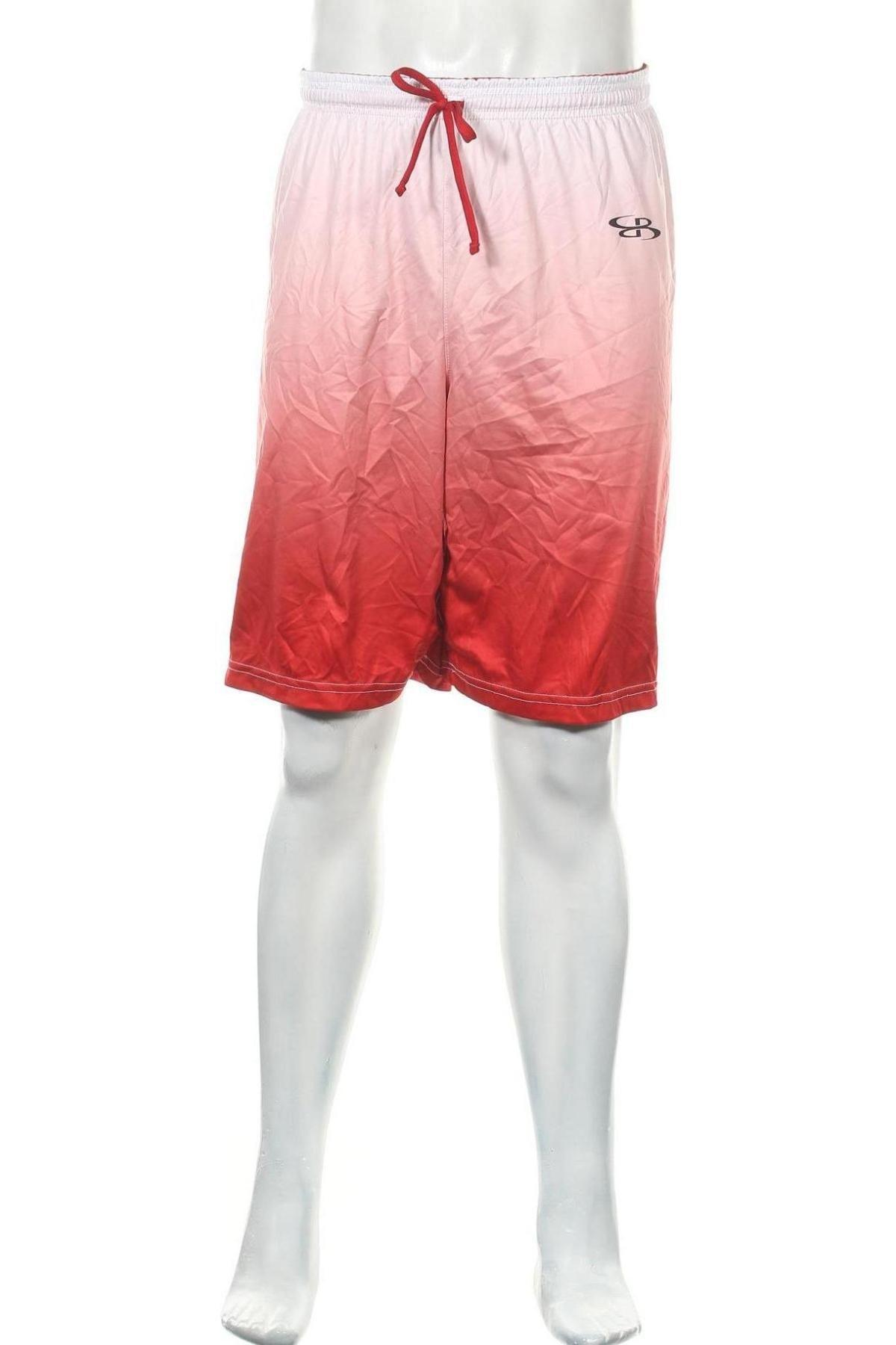 Мъжки къс панталон Fusion, Размер M, Цвят Бял, Цена 8,51лв.