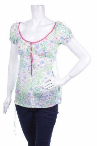 Дамска блуза Chattawak, Размер S, Цвят Многоцветен, 100% памук, Цена 3,46лв.