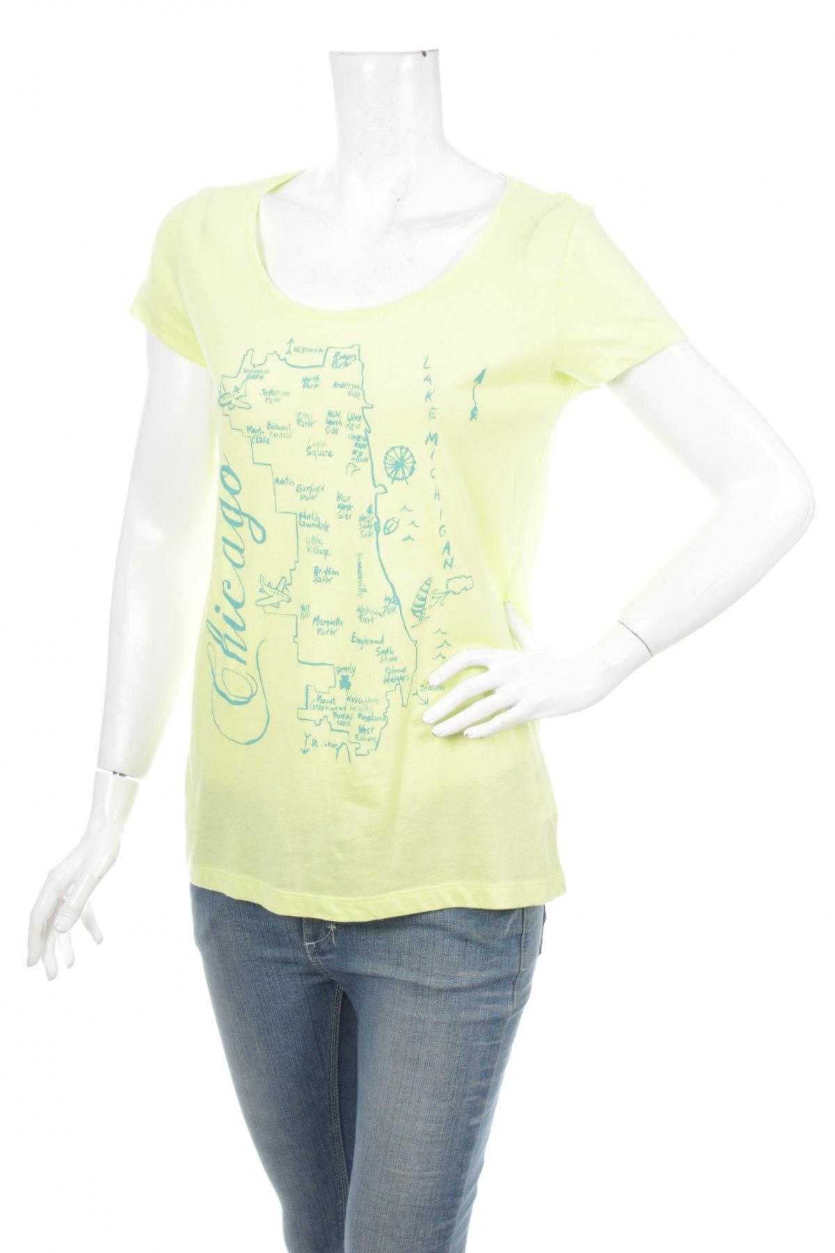 32e44b78fc45 Γυναικείο t-shirt United Colors Of Benetton - σε συμφέρουσα τιμή στο ...