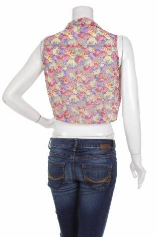 Γυναικείο πουκάμισο Girl Xpress, Μέγεθος L, Χρώμα Πολύχρωμο, Πολυεστέρας, Τιμή 9,28€