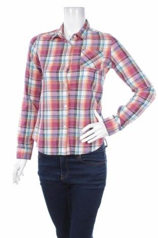Γυναικείο πουκάμισο, Μέγεθος S, Χρώμα Πολύχρωμο, 80% βαμβάκι, 20% λινό, Τιμή 18,56€