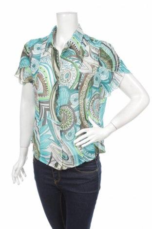 Дамска риза Bianca, Размер M, Цвят Многоцветен, Полиестер, Цена 19,95лв.