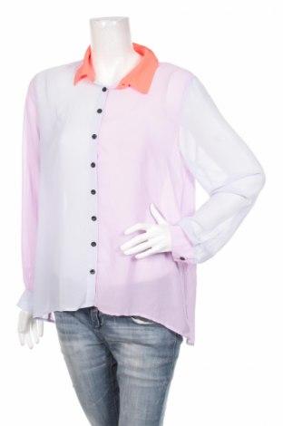Γυναικείο πουκάμισο Cotton On, Μέγεθος L, Χρώμα Βιολετί, Τιμή 16,70€