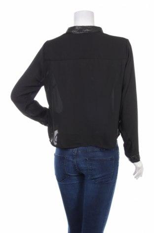 Γυναικείο πουκάμισο H&M Divided, Μέγεθος XL, Χρώμα Μαύρο, 100% πολυεστέρας, Τιμή 24,74€