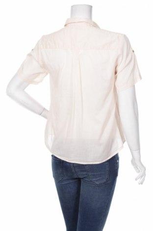 Γυναικείο πουκάμισο H&M, Μέγεθος M, Χρώμα  Μπέζ, Τιμή 9,28€