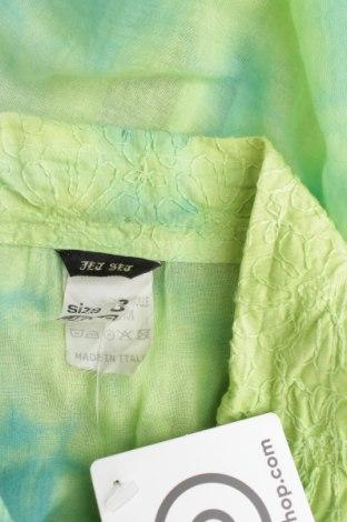 Γυναικείο πουκάμισο, Μέγεθος S, Χρώμα Πράσινο, Βαμβάκι, Τιμή 9,28€