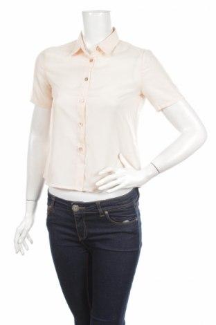 Γυναικείο πουκάμισο Terranova, Μέγεθος XS, Χρώμα Ρόζ , Πολυεστέρας, Τιμή 5,75€