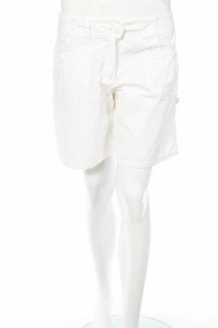 Γυναικείο κοντό παντελόνι Cherokee, Μέγεθος M, Χρώμα Λευκό, Βαμβάκι, Τιμή 4,08€
