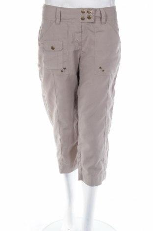 Дамски панталон Colours Of The World, Размер S, Цвят Сив, Полиестер, Цена 4,94лв.