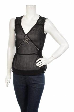 Γυναικείο αμάνικο μπλουζάκι Isabell Kristensen, Μέγεθος S, Χρώμα Μαύρο, 100% πολυεστέρας, Τιμή 5,72€