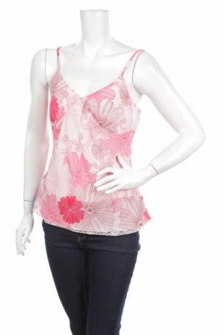 Γυναικείο αμάνικο μπλουζάκι Tom Tailor, Μέγεθος M, Χρώμα Πολύχρωμο, 100% πολυεστέρας, Τιμή 3,09€