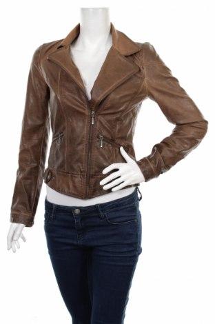 Дамско кожено яке Zara
