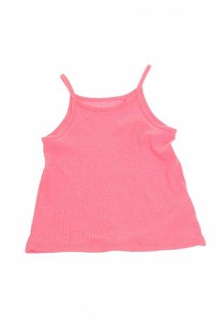 Детски потник Here+There, Размер 8-9y/ 134-140 см, Цвят Розов, 62% полиестер, 33% памук, 5% еластан, Цена 5,94лв.