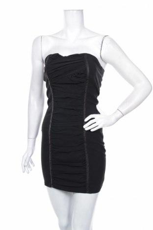 Φόρεμα Ann Christine, Μέγεθος S, Χρώμα Μαύρο, 75% βισκόζη, 22% πολυαμίδη, 3% ελαστάνη, Τιμή 4,02€