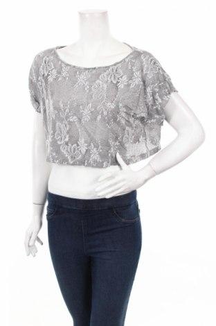 Дамска блуза Ana Sousa, Размер L, Цвят Сив, 80% вискоза, 20% полиамид, Цена 6,00лв.