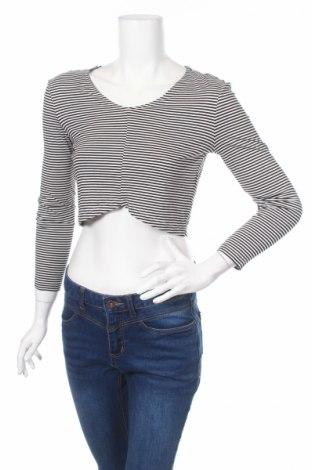 Дамска блуза Bardot, Размер L, Цвят Черен, 95% вискоза, 5% еластан, Цена 4,00лв.