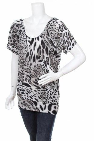 Дамска блуза Jennifer Taylor, Размер S, Цвят Сив, 95% полиестер, 5% еластан, Цена 5,00лв.