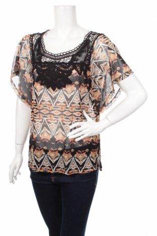 Γυναικεία μπλούζα R, Μέγεθος M, Χρώμα Πολύχρωμο, Τιμή 3,16€