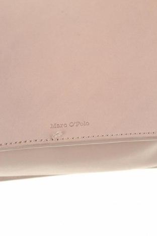 Γυναικεία τσάντα Marc O'polo, Χρώμα Σάπιο μήλο, Γνήσιο δέρμα, Τιμή 69,69€