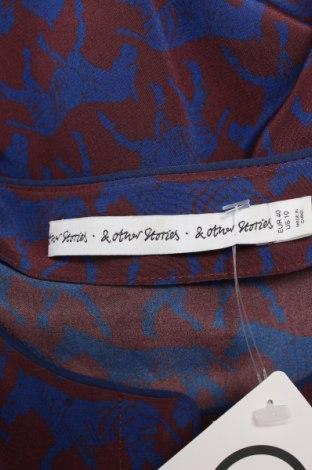 Дамска риза & Other Stories, Размер L, Цвят Син, Коприна, Цена 17,00лв.