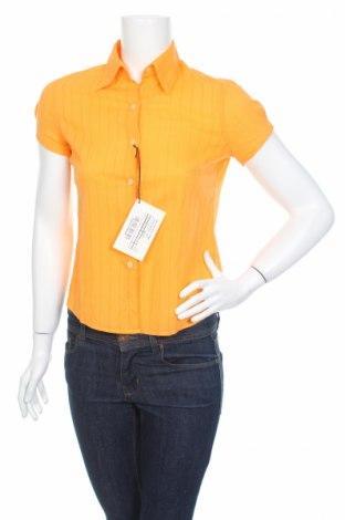 Дамска риза PLOUMANAC'H, Размер M, Цвят Оранжев, Цена 88,39лв.