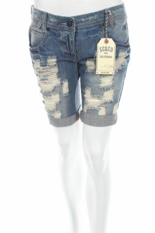 Γυναικείο κοντό παντελόνι Soulcal