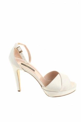 Дамски обувки Alberto Zago, Размер 41, Цвят Бял, Текстил, Цена 48,20лв.