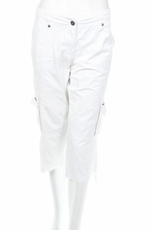 Дамски панталон, Размер L, Цвят Бял, Цена 7,02лв.