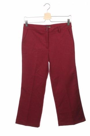 Дамски панталон, Размер S, Цвят Червен, Цена 6,40лв.
