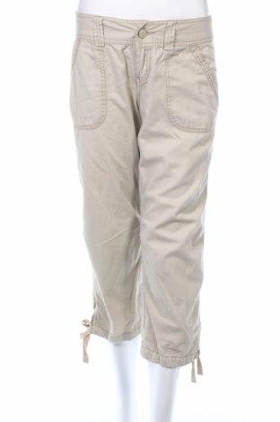 Дамски панталон Aeropostale, Размер M, Цвят Бежов, 100% памук, Цена 5,98лв.