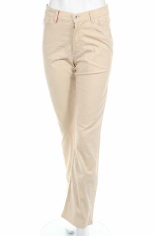 Дамски панталон Otto Kern, Размер S, Цвят Бежов, 98% памук, 2% еластан, Цена 13,08лв.