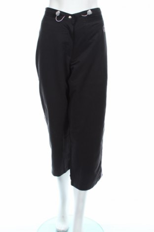 Дамски спортен панталон TCM, Размер M, Цвят Черен, 100% полиестер, Цена 6,24лв.
