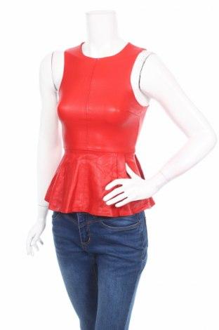 Дамски потник Bardot, Размер XS, Цвят Червен, Еко кожа, Цена 16,50лв.
