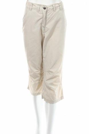 Дамски спортен панталон Crane, Размер S, Цвят Бежов, Полиестер, Цена 4,22лв.