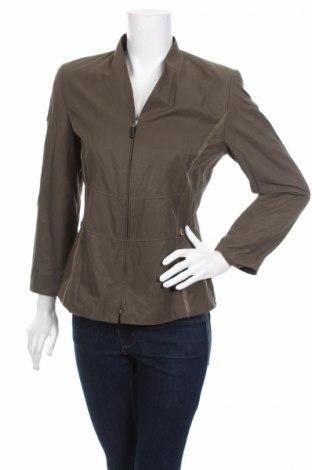 Дамско сако Biba, Размер S, Цвят Зелен, 62% памук, 38% полиестер, Цена 15,08лв.