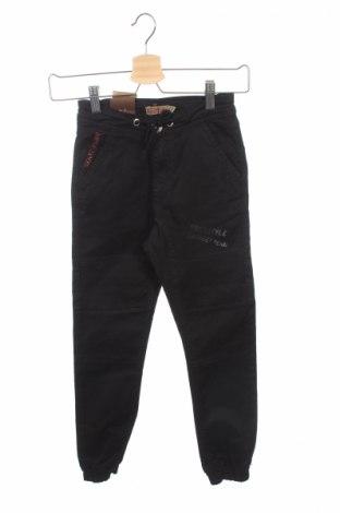 Детски панталон Bondi, Размер 6-7y/ 122-128 см, Цвят Черен, 97% памук, 3% еластан, Цена 29,25лв.